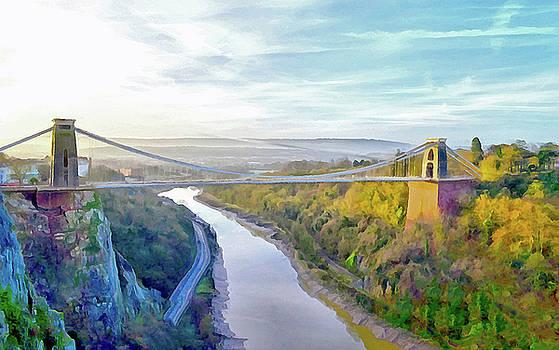 Clifton Suspension Bridge by Bishopston Fine Art