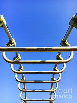 Climbing frame details by Tom Gowanlock