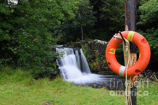 Joe Cashin - Cloonassy Waterfall