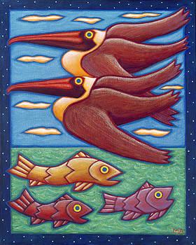 Coastal Cruisers by Mary Anne Nagy