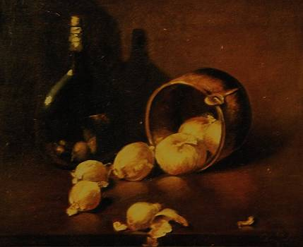 Cognac and onions by David Olander
