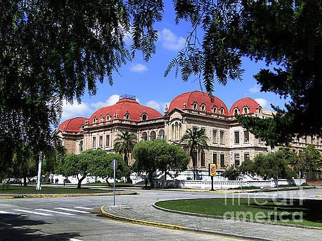 Colegio Benigno Malo, Cuenca, Ecuador by Al Bourassa
