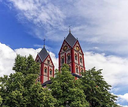 Elenarts - Elena Duvernay photo - Collegiate Church of St. Bartholomew, Liege, Belgium