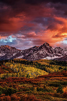 Colorado Autumn by Andrew Soundarajan