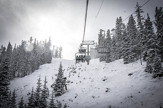 Colorado Skiing by Colin Collins