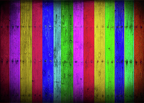 Colorful Background by Prasert Chiangsakul