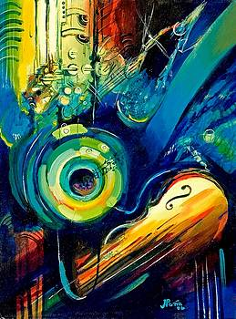 Colorful Music by Jose Pena