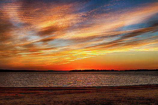 Colorful Sunset by Doug Long