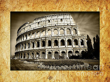 Colosseo by Stefano Senise