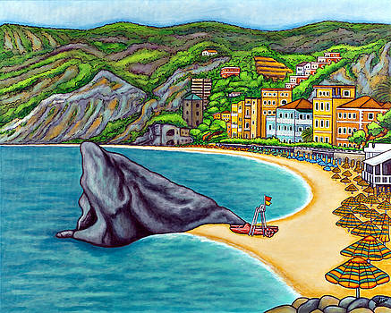 Lisa  Lorenz - Colours of Monterosso
