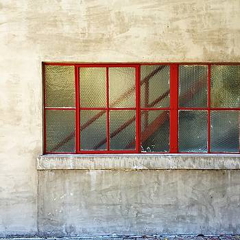 Concrete Wall by Julie Gebhardt