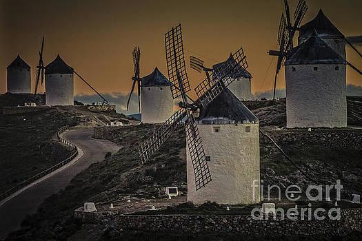 Heiko Koehrer-Wagner - Consuegra Windmills 2