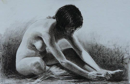Contemplation by Tomas OMaoldomhnaigh