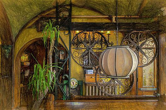 Cool Cafe by Jeffrey Hamilton