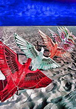 Dennis Cox WorldViews - Copacabana Kites
