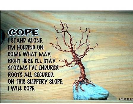 Cope by Gwendolyn Frazier