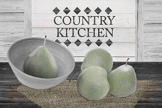 Country Kitchen by Robin-Lee Vieira