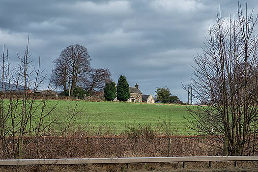 Countryside in Central Scotland by Jeremy Lavender Photography