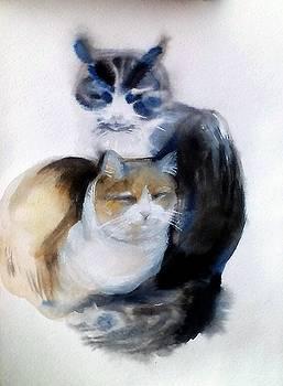 Couple  by Valeriya Temnenko