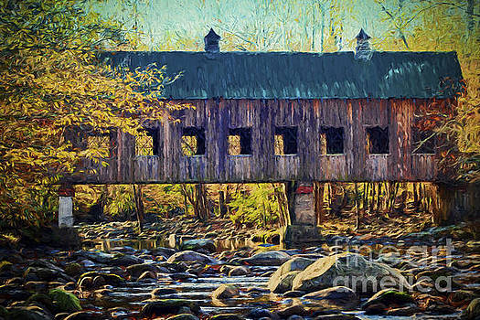 Dave Bosse - Covered Bridge