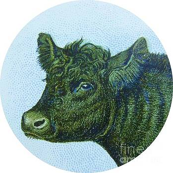 Cow I by Desiree Warren