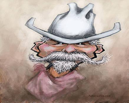 Cowboy by Kevin Middleton