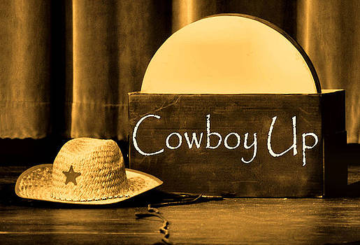 Karen M Scovill - Cowboy Up