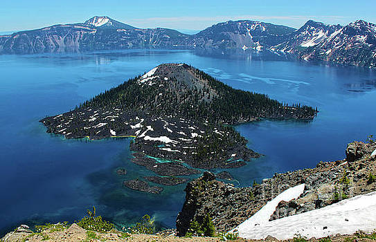 Gregory Dyer - Crater Lake