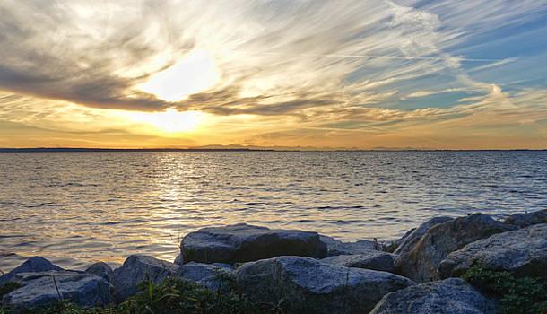 Crescent Beach, BC by Heather Vopni