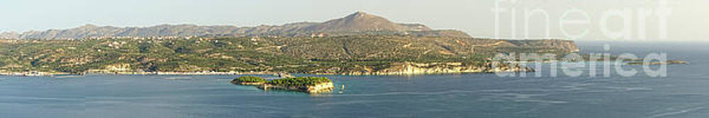 Crete panoramic by HD Connelly