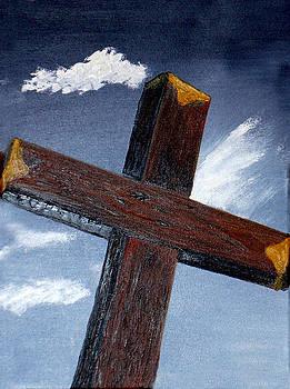Cross by Brian Hustead