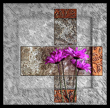 Cross by Dw Johnson
