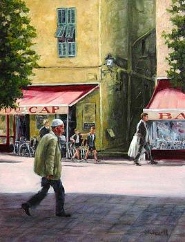 Crossing the Square by Connie Schaertl