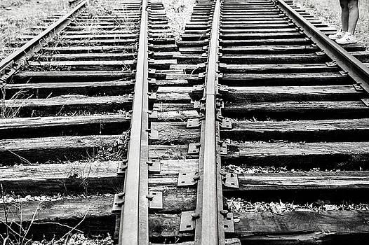 Karol Livote - Crossing Tracks