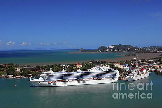 Gary Wonning - Cruise Port