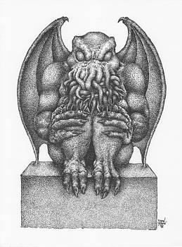 Cthulhu Idol by Dan Moran