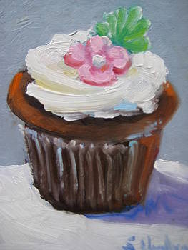 Cup Cake by Susan Jenkins