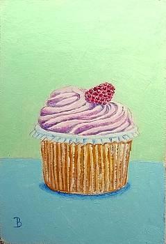 Cupcake by Brian Van der Spuy