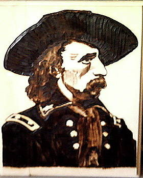 Custer by Timothy Wilkerson