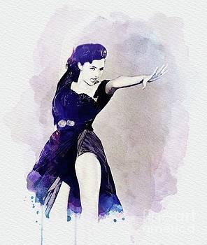 John Springfield - Cyd Charisse, Actress and Dancer