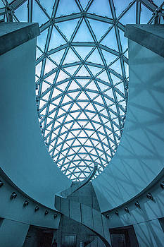 Judith Barath - Dali Museum Staircase