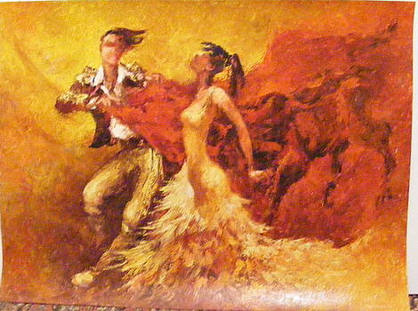 Dance by Sergey Zinovjev