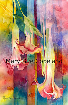 Dancing with Color by Mary Sue Copeland