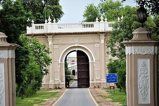 Darbar Palace by Khalid Saeed
