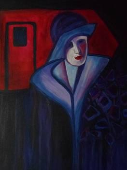 Dark Places by Carolyn LeGrand