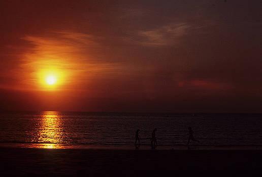 Gary Wonning - Darwin Sunset