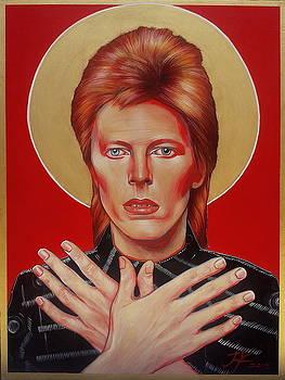 David Bowie by Jovana Kolic