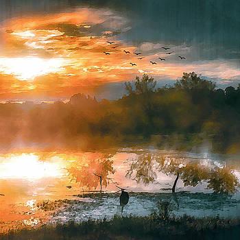 Dawn by Garett Gabriel