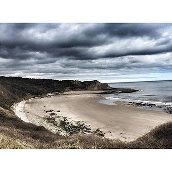 North Yorkshire coast - along the Cleveland Way  by Rebecca Bromwich
