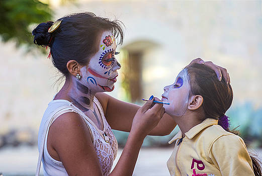 Day of the Dead by Kobby Dagan